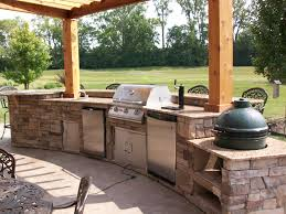 I Love This Idea Of A Green Egg For Out Door Kitchen Need To Let The Hubby See