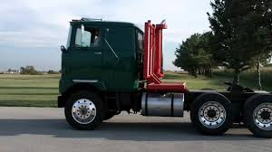1965 MACK F-700 Cabover For Sale - YouTube