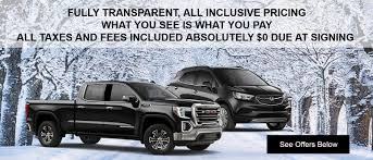 100 Gmc Truck Incentives Ferndale New And Used Buick GMC Dealership Suburban Buick GMC Of