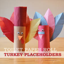 Toilet Paper Roll Turkey Placeholder