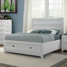 Platform Bedroom Set by Homelegance Zandra 3 Piece Platform Bedroom Set W Storage