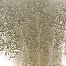 decorative stencils for walls tree stencils wall to wall stencils products raised design with