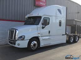 100 White Freightliner Trucks 2015 CA12564SLP CASCADIA EVOLUTION For Sale In