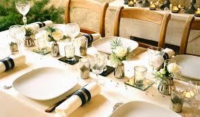 deco noel de table décoration de table astuces et conseils le d hopfab