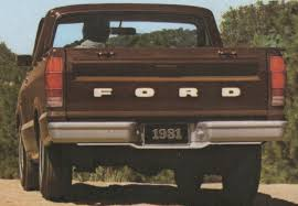 100 1981 Ford Truck Dark Brown Paint Cross Reference