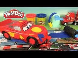 cars pate a modeler play doh disney cars 3 pâte à modeler flash mcqueen