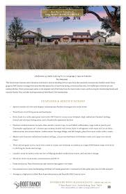 100 Hill Country Insulation 2064 Boot Ranch Circle Lot 8 By Boot Ranch Issuu