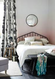 Recreate The Romance Of An Artists Studio In Your Bedroom With Simple Furniture Contrasted Ethereal