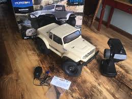 ECX BARRAGE 1/12 SCALE 4X4 RC TRUCK - For Sale - Computers ... Cheap Used Truck For Sale 2019 20 Top Car Models Hg P407 110 24g 4wd Rally Rc For Yato Metal 4x4 Pickup Off The Bike Review Traxxas 116 Slash 4x4 Remote Control Truck Is Everybodys Scalin The Weekend Trigger King Rc Mud Monster Wpl C24 Kit Military Buggy Crawler Road Risks Of Buying A Tested Rgt 124 Scale 4wd Crawlers Lipo Mini Best Axial Smt10 Maxd Jam Offroad Rock Trail Trucks That Distroy Competion 2018 Rc4wd Finder 2 Truck Stop Buy Cobra Toys 24ghz Speed 42kmh