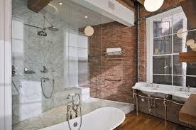 20 awesome ziegel wände im badezimmer by sacportalicom