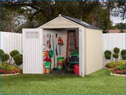 Rubbermaid 7x7 Storage Shed by Motorcycle Storage Shed Rubbermaid Home Design Ideas