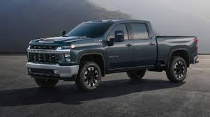 100 Duramax Diesel Trucks For Sale 2020 Chevrolet Silverado HD Teased With First Images And
