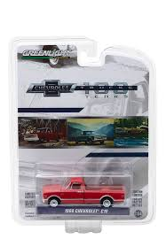 Amazon.com: NEW 1:64 GREENLIGHT ANNIVERSARY SERIES 6 COLLECTION ... 1968 Chevrolet Pickup For Sale Classiccarscom Cc1087923 Chevy Truck Has Remained In The Family Classic C10 Streetside Classics Nations Trusted W236 Kissimmee 2012 12ton Connors Motorcar Company Ck Sale Near Cadillac Michigan 49601 Tbar Trucks Barn Find Chevy Stepside 136310 Rk Motors Cars Shdown Auto Sales Drive Your Dream F106 Indy 2016 Gm Heritage Center Archive Trucks