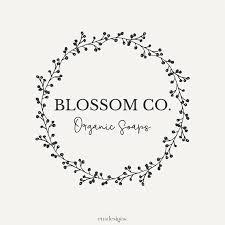Floral Logo Design Wreath Logo Vintage Logo Shop Branding