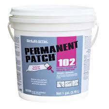 shur stik 1 gal permanent patch 102 8812 3 20 ca the home depot