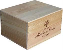 caisse a vin en bois caisse en bois vin conception carte électronique cours
