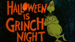 Garfield Halloween Special by Dr Seuss Halloween Is Grinch Night Video Dailymotion