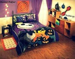 best 25 nightmare before christmas bedding ideas on pinterest