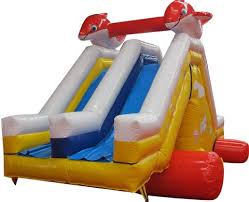 Inflatable Water Slides For Toddlers