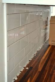 Bondera Tile Mat Canada by How To Add A Tile Backsplash In The Kitchen Kitchens Kitchen