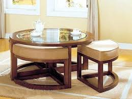 Coffee Table With Chairs Underneath by Coffee Tables Coffee Table With Pull Out Seats Coffee Table With