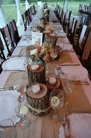 Impressive Rustic Wedding Table Decorations 1000 Ideas About On Pinterest