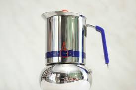 Italian 80s Coffee Maker Design Roberta Di By RingRingVintage
