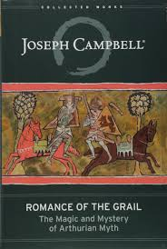 Amazon Romance Of The Grail Magic And Mystery Arthurian Myth Collected Works Joseph Campbell 9781608683246