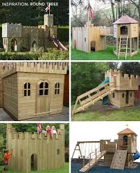 Building Our Backyard Castle With Wood Naturally - Emily Henderson Building Our Backyard Castle With Wood Naturally Emily Henderson Fniture Playsets Cedar Swing Sets On Ipirations Skyfort Ii 3d Promo Youtube Kids Playhouse Backyard Shed Clubhouse Studio Playhouses Woodridge Wooden Set Wall Ladders Side Porch And Triton Diy Fortswingset Plans Jacks 34 Free For Your Kids Fun Play Area Easy How To Build A The Yard Fort From Give The A Playset This Holiday Sears Best 25 Fort Ideas On Pinterest Diy Tree House