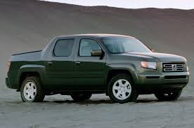 100 Motor Trend Truck Of The Year History 2006 2006 Honda Ridgeline