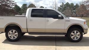 HD VIDEO 2007 FORD F150 KING RANCH 4X4 SUPERCREW USED FOR SALE WWW ...