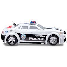 100 Tonka Mighty Motorized Fire Truck MIGHTY MOTORIZED Police Cruiser