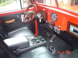 100 Willys Truck Parts 1960 Pickup Interior My Dream Pinterest
