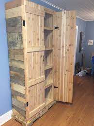 Pallet Pantry Pallet Projects Pinterest Pallet Pantry