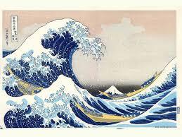 Hokusai The Great Wave Off Of Kanagawa 1831 Japanese Woodblock Prints