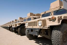 100 Surplus Military Trucks Humvee Auctions To Public A First For DoD