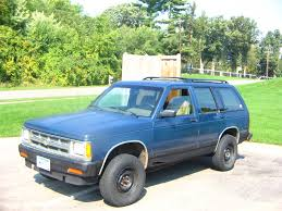 100 Blazer Truck Eotm03 1993 Chevrolet S10 Specs Photos Modification Info At