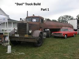 Duel Truck Build Part 01 - YouTube Duel Truck By Westrail642fan On Deviantart Peterbilt 281 Movie Works In Progress Blender Artists Tanker From Farm Near Lincolnton The Duel Truck An American Nightmare Or Dream Youtube Image Truckjpg Mostorm Wiki Fandom Powered Wikia Steven Spielberg 1971 Road Movie Reviews Way Too Many Pictures Of A Any Given Sundry Futuro Finale 2088ad Tanker You Wont Want To Miss This Epic Of Car Vs Model Peterbilt 351 Interior V30 For Ats Euro Simulator 2 Mods