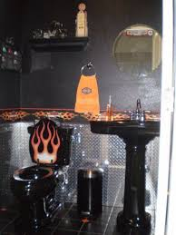 Spacious Harley Davidson Bathroom Decor Home Design At Accessories