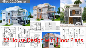 104 Housedesign 22 House Design With Floor Plans You Will Love Simple Design House