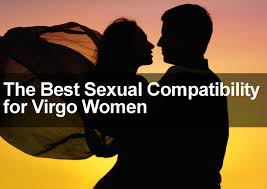 what is the best sexual compatibility match for a virgo woman