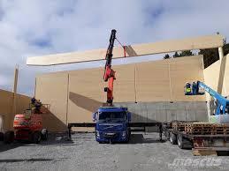 100 Truck Mounted Cranes Volvo Fm13 Manufacture Date Yr 2012 Price 330649 Crane