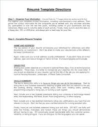 Resume Objectives General Objective Samples E