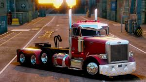 100 Phantom Truck Heavy Duty Hauler AddOnReplace GTA5Modscom