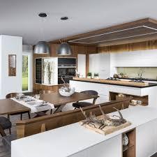 küche mit raumteiler anrichte p max massmöbel