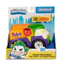 100 Ice Cream Truck Sounds Herodrive Mash Machines The Joker Herodrive