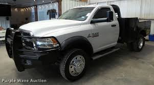 2013 Dodge Ram 4500 Flatbed Truck | Item DL9172 | SOLD! May ...