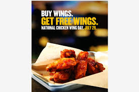National Chicken Wing Day Deals 2019 On Monday, July 29 ... Buffalo Wild Wings Survey Recieve Code For Free Stuff Coupon Code Sweatblock Is Buffalo Wild Wings Open On Can You Use Lowes Coupons At Home Depot Gnc Discount How Much Are The Bath And Body Tuesday Specials New Deals Best Healthpicks Coupon Silvertip Tree Farm Coupons 1 Promo Codes Updates Prices September 2018 Sale Over Promo Motel 6 Colorado Springs National Chicken Wing Day 2019 Get Free Lasagna Freebies Discounts Game Food Find 12 Cafe Zupas Codes October