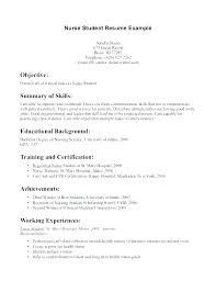 Medical Student Resume Sample Cosmetology This Is For Cosmetologist Graduate Pre Nursing