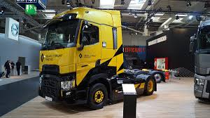 100 High Trucks Renault TTruck